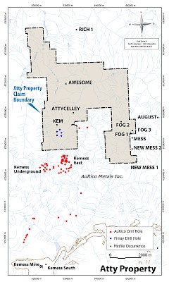 Atty Claim Map